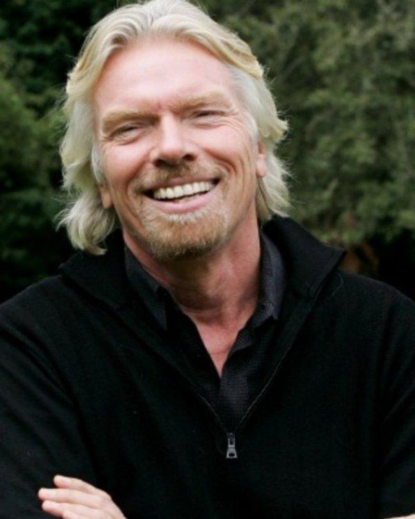 Richard Branson, Entrepreneur. Hustle Planet. Motivation.